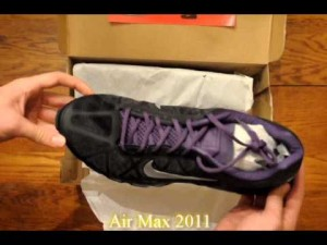 Video thumbnail for youtube video Air Max 2011 Violet/Black–Unboxing Ceremony - Basketball Reviews
